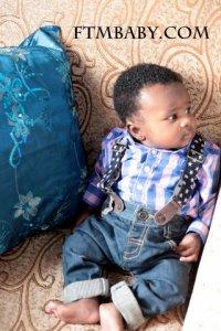My GQ Baby